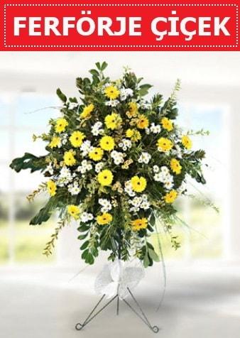Ferförje çiçeği modeli  Tekirdağ çiçek gönderme