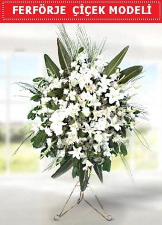 Ferförje çiçek modeli  Tekirdağ çiçekçi mağazası